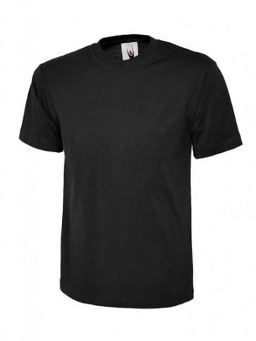 20 x UC301 Black T Shirts Any Size
