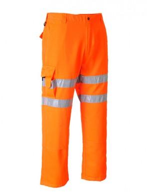 Portwest Rail Combat Trousers