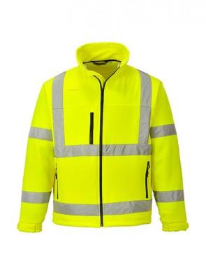 Portwest Hi-Vis Softshell Jacket