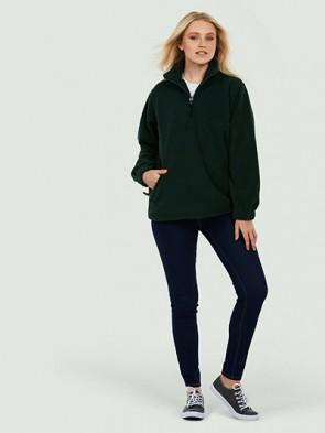 Premium 1/4 Zip Micro Fleece Jacket