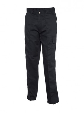 10 x UC902 Black Combat Trousers Any Size